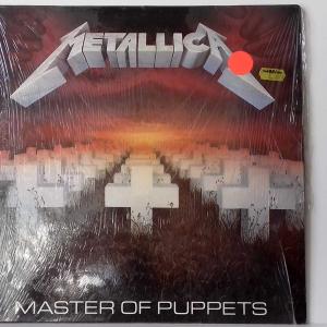 METALLICA Master Of Puppets - Vertigo 838.141-1 (UK)