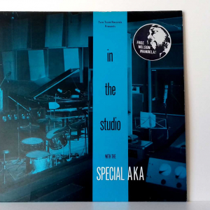 - SPECIAL AKA In The Studio - Two Tone Records CHR TT 5008 (UK)