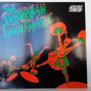 - THE SUBURBAN NIGHTMARE A Hard Day's Nightmare - Midnight Records MIR LP 109 (F)