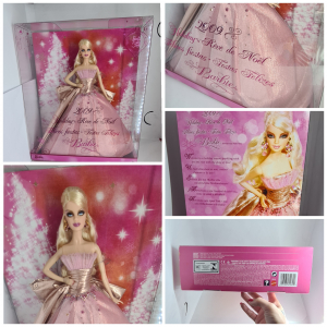 - Barbie Holiday Mattel 2009