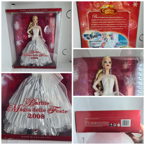 - Barbie Magia delle Feste 2008