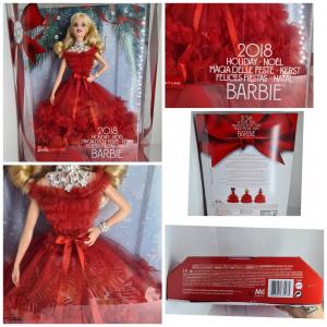 - Barbie Holiday 2018