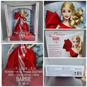 - Barbie Holiday 2019