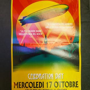 - Led Zeppelin: Celebration Day