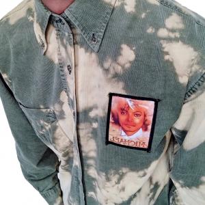 - Custom shirt