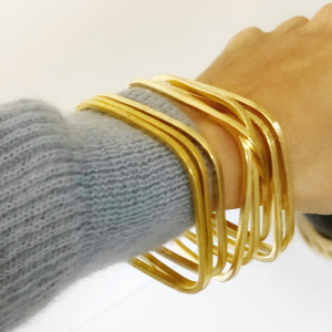 - Square Bracelets