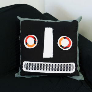 - BURNING EYES PILLOW