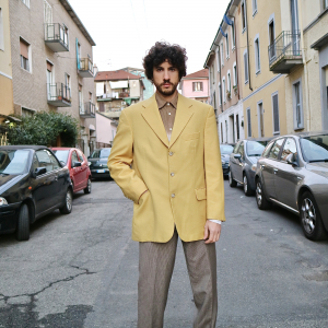 80s Vintage Rare Yves Saint Laurent blazer jacket