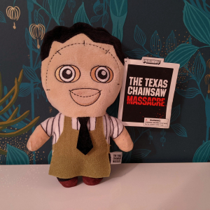 - Leatherface / peluche