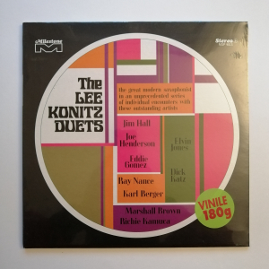 - THE LEE KONITZ DUETS