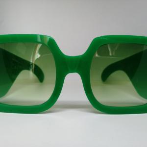 tessa green vintage sunglasses