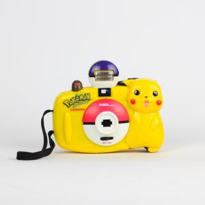 Pokemon Pikachu camera 35mm