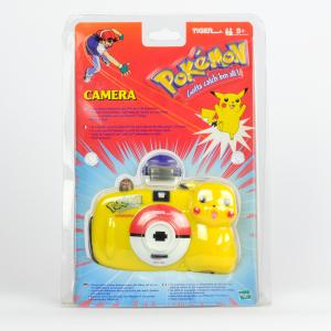 Pokemon Pikachu camera 35mm Blister