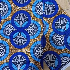 - African wax print
