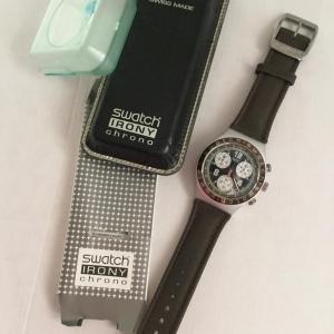 Swatch Irony Chrono Alluminio