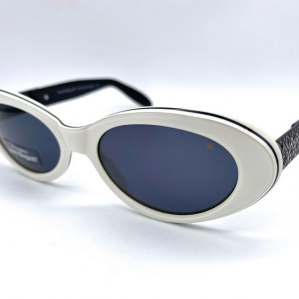 LAURA BIAGIOTTI mod. LB 733 vintage sunglasses made in Italy 90's Nos