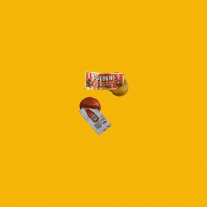 - Fermacarte Ketchup & Mustard