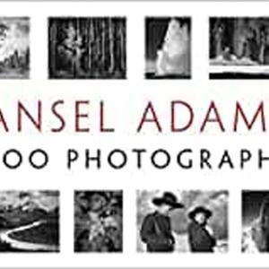- ANSEL ADAMS 400 PHOTOGRAPHS