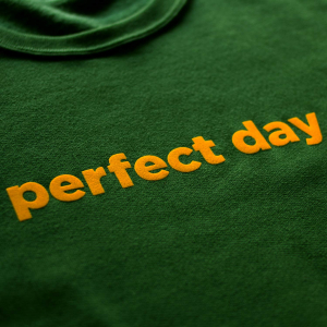 PERFECT DAY SWEATSHIRT