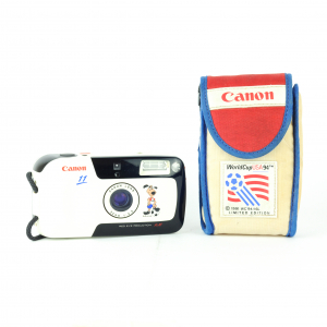 Canon 11 World Cup USA Limited Edition