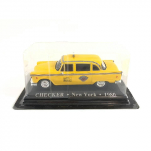 Automodello Checker New York 1980 Scale 1:43 TX002