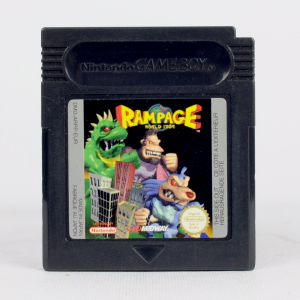 - RAMPAGE WORLD TOUR